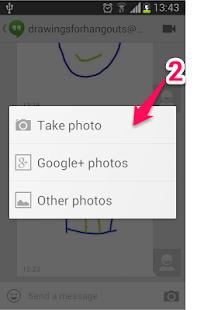 玩通訊App|Drawings Camera (Hangouts, FB)免費|APP試玩