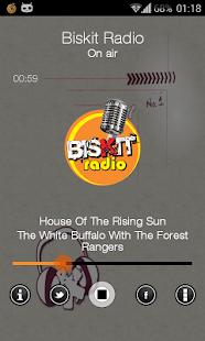 Biskit-Radio 7
