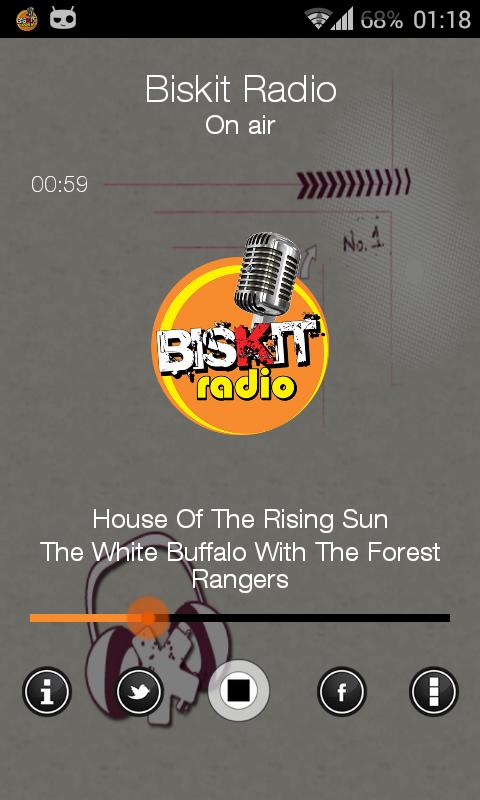 Biskit-Radio 19