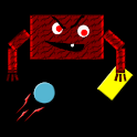 Angry Bricks Beta logo