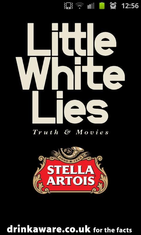 Little White Lies Cinema App - screenshot