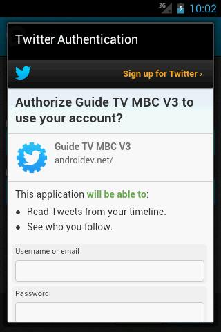 免費娛樂App|Guide TV MBC 2014|阿達玩APP