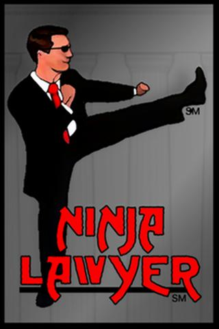 Ninja Lawyer - screenshot
