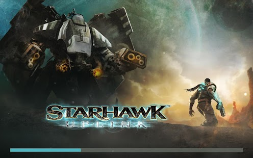 Starhawk Uplink - screenshot thumbnail