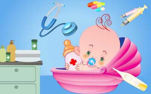 嬰兒醫生免費遊戲 休閒 App-愛順發玩APP