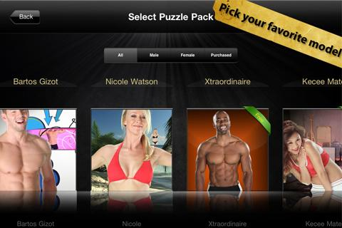 Puzzle Body: Video Puzzle Game- screenshot