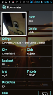 College PG Finder- screenshot thumbnail