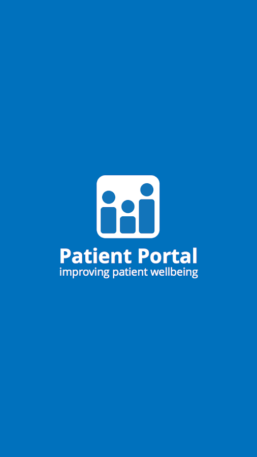Patient Portal- screenshot