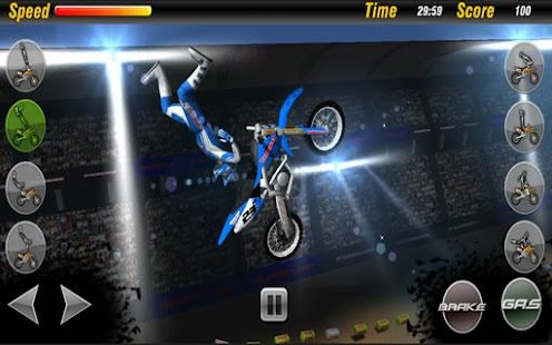 Motocross Mayhem- screenshot thumbnail
