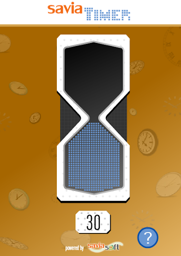 Hourglass Sandclock