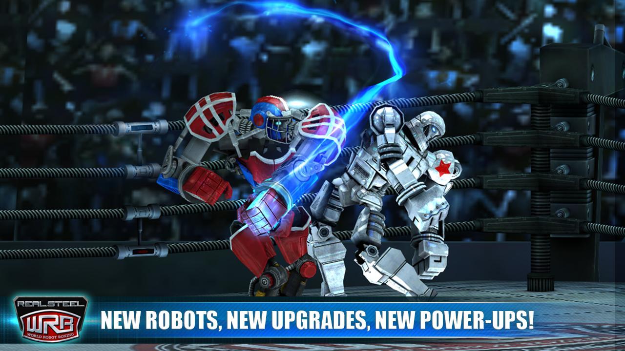 Download Real Steel World Robot Boxing MOD APK+DATA v4.4 ...