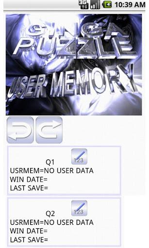 【免費解謎App】GINGA PUZZLE USER MEMORY-APP點子