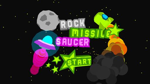 Rock-Missile-Saucer