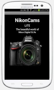 NikonCamsLITE- screenshot thumbnail