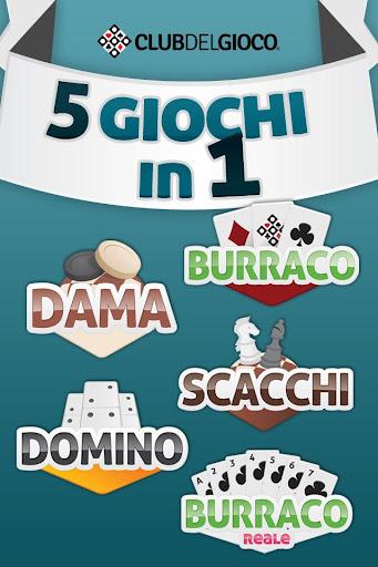 ClubDelGioco 5-IN-1