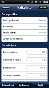Nasza Cukrzyca- screenshot thumbnail