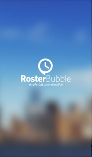 RosterBubble Roster Delivery