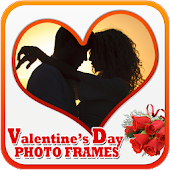 Valentine Love Photo Frames
