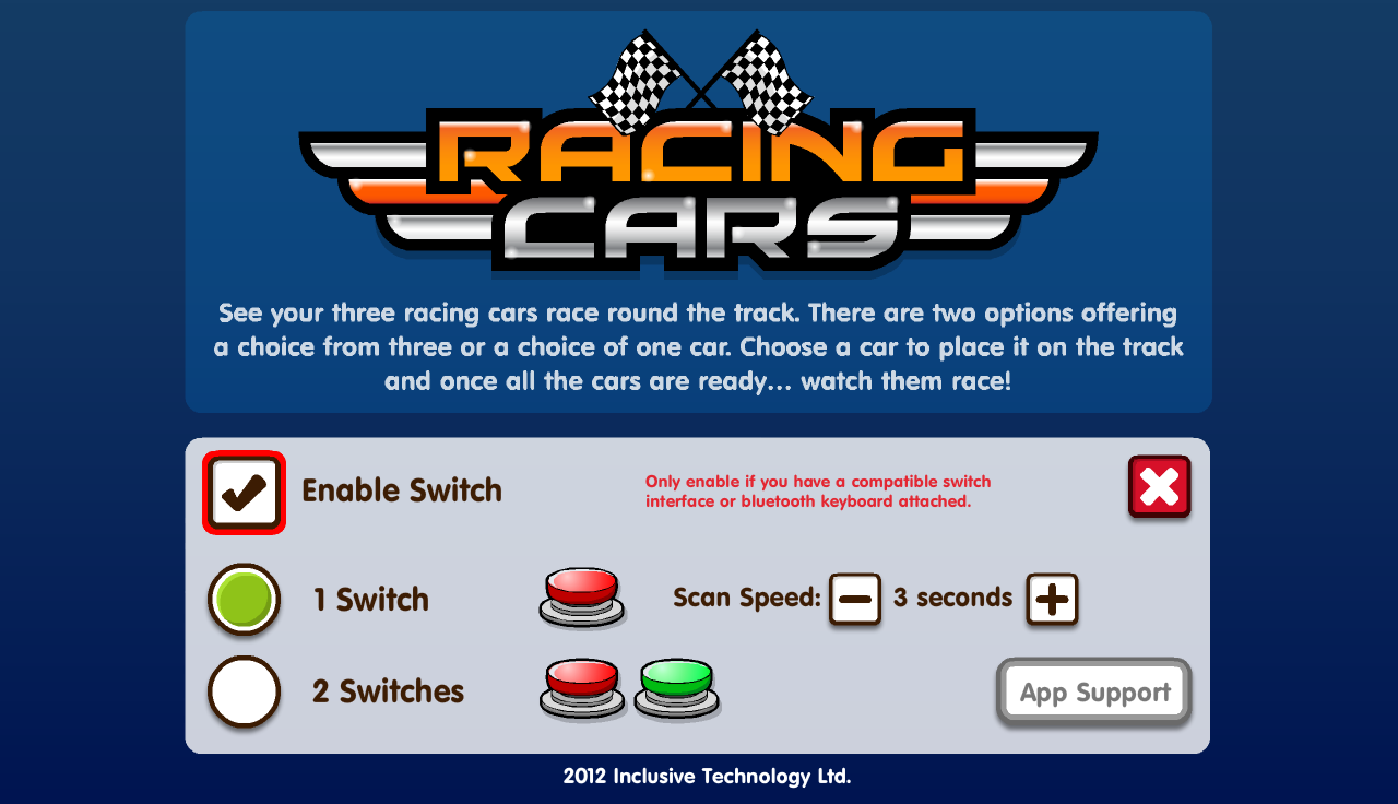 Racing Cars- screenshot