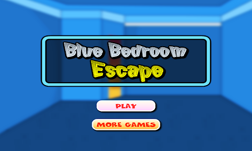 Escape Blue Bedroom
