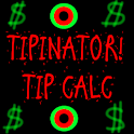 Tipinator Tip Calculator Free logo