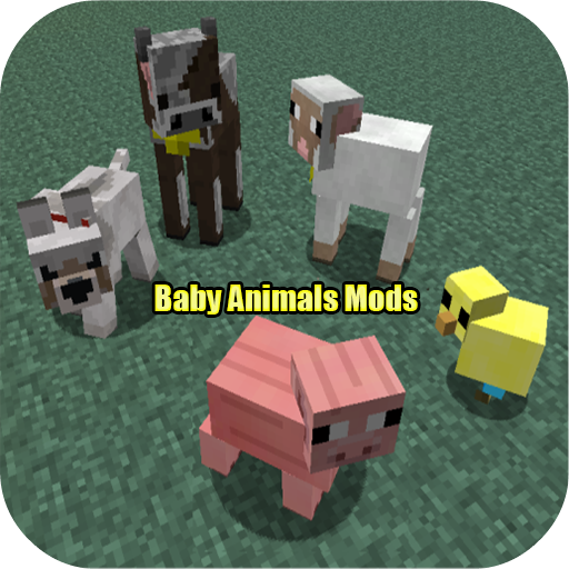 Baby Animals Mods