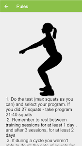 300 Squats. Be Stronger PRO v1.9.1