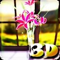 Flowers 3d LWP