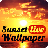 Sunset Wallpaper Live