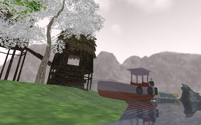 VR Crazy Boat Adventure - screenshot