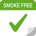 Smoke Free, stop smoking help icon