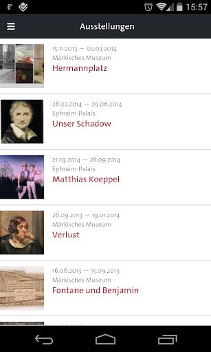 【免費旅遊App】Stadtmuseum Berlin-APP點子