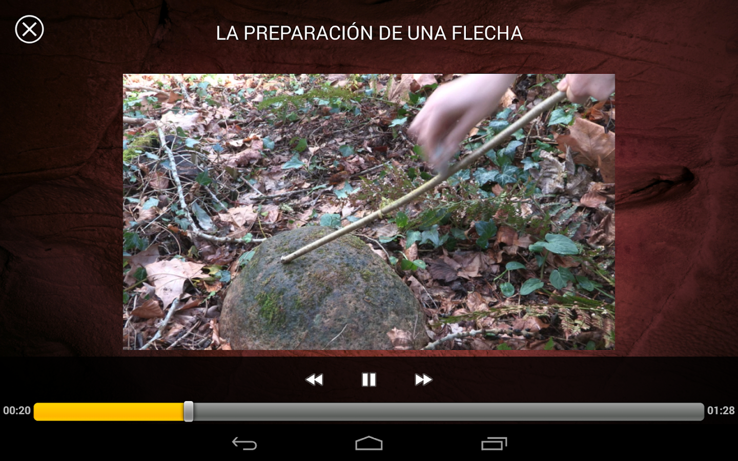 Cueva Chufín- screenshot