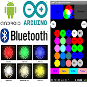 Arduino RGB Bluetooth Function
