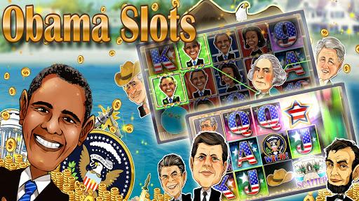 SLOTS: Obama Slot Machines