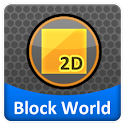 BlockWorld 2D logo