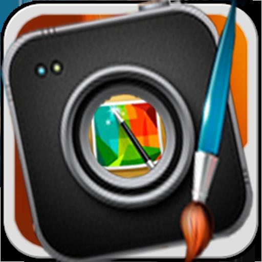 قص وفبركة الصور ووضع مؤثرات 工具 App LOGO-硬是要APP