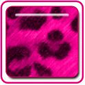 THEME - Pink Cheetah Full icon