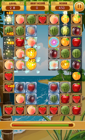 Fruit Crush - Match 3 games 1.2 screenshot 242246