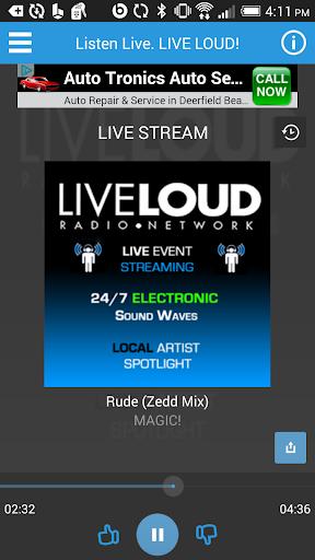 Live Loud Radio