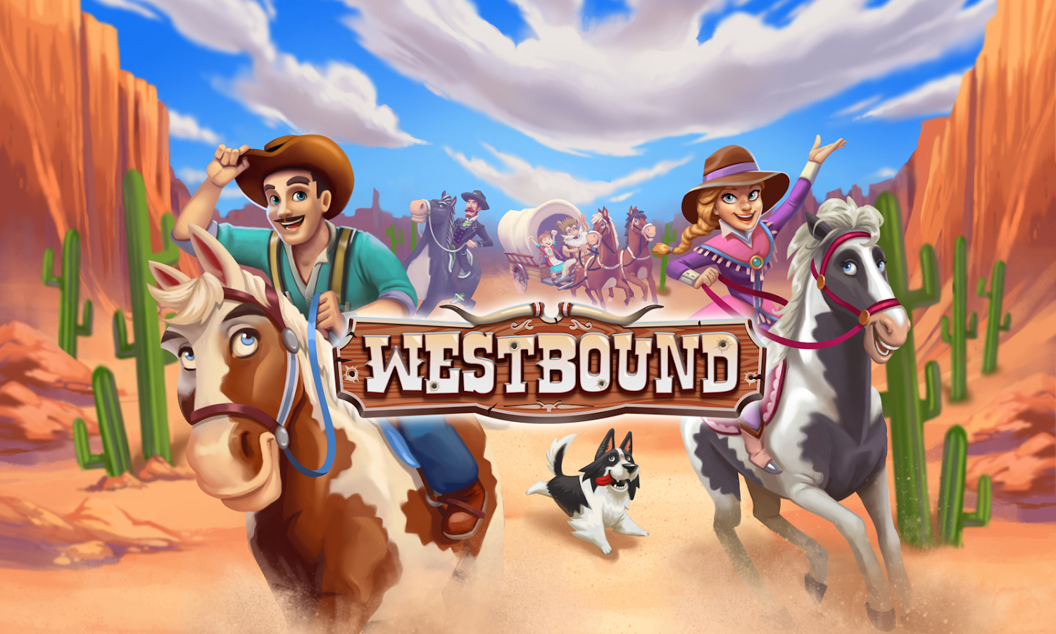 Westbound: Pioneer Adventure - screenshot
