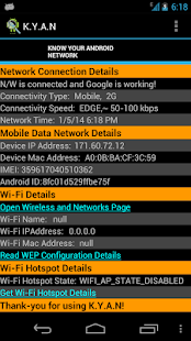 Know-Your-Android-Network 1