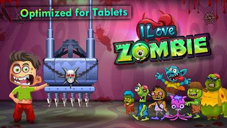 I Love Zombie Smasher 1.4 screenshot 40033