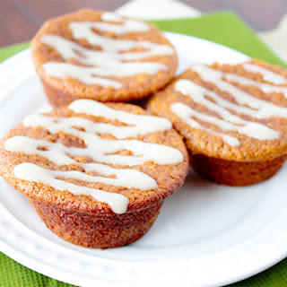 Paleo Gingerbread Spice Muffins