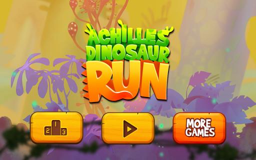 Achilles Dinosaur Run