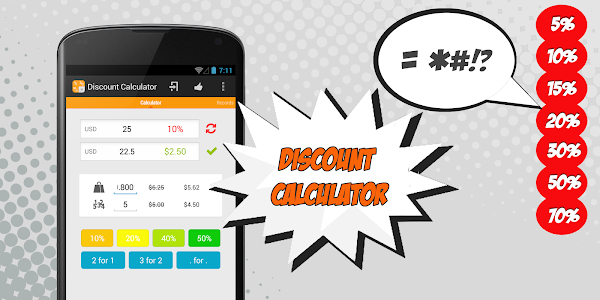 Discount Calculator screenshot 5