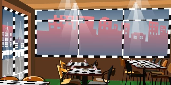 EscapeGames F04 - Cafe Escape- screenshot