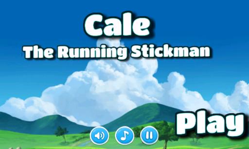 Cale - Running Stickman