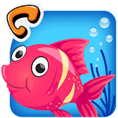 Kids English Grammar Fish Game