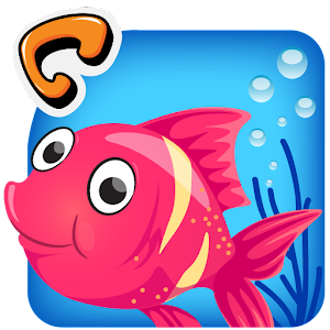 Kids English Grammar Fish Game for PC and MAC